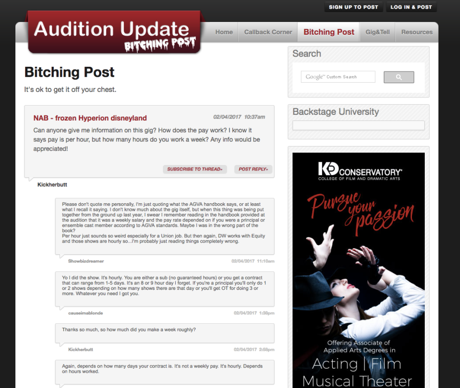 audition-update-bitching-post